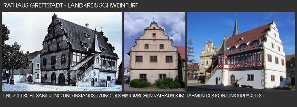 Rathaus Grettstadt